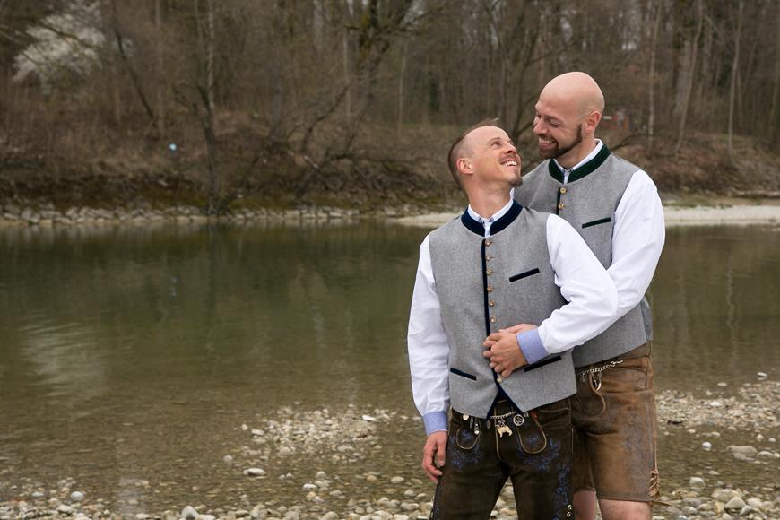 gleichgeschlechtliche verpartnerung muenchen