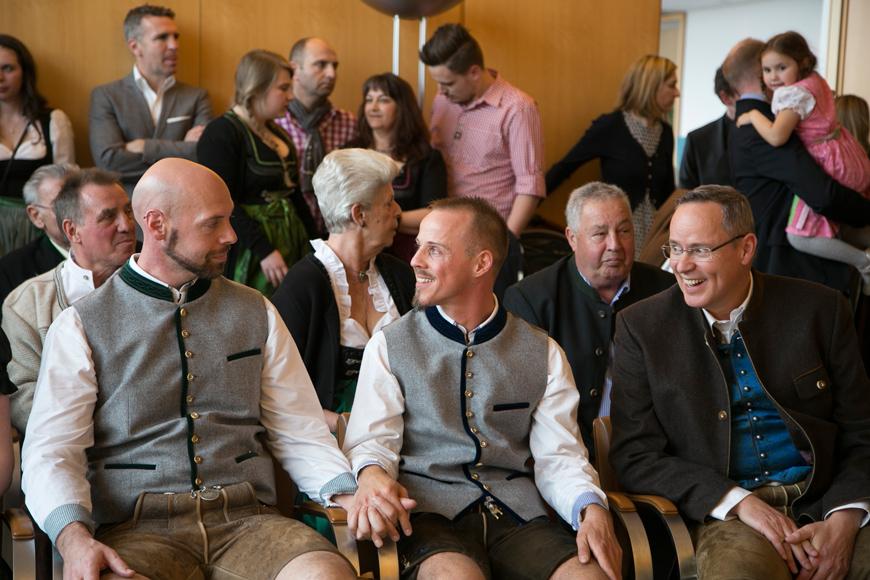 Hochzeitsfotos Standesamt München - Fotograf München