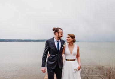 Hochzeit im Lenas am See